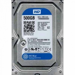 "DISCO DURO WESTERN DIGITAL 500 GB (WD500AVVS-P,  3.5"",  7200RPM ,32MB , SATA2 (3.0Gb/s)"